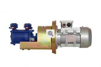 Seres Motor Pump Assembly